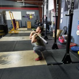Front Squat: Why, How, and to What Extent